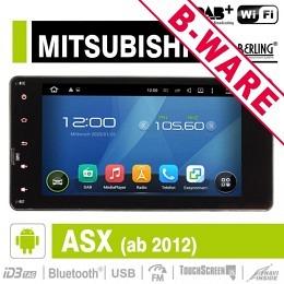 Android Autoradio speziell für ASX/4007/4008/C4/Outlander, B-Ware (Nr. 424)