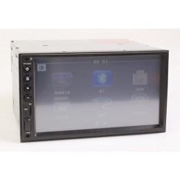 2-DIN Autoradio Deckless mit USB/SD/AUX/Bluetooth (B-Ware Nr.320)