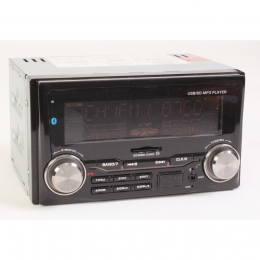 2-DIN Autoradio mit AUX/USB/SD/Bluetooth (B-Ware Nr.321)
