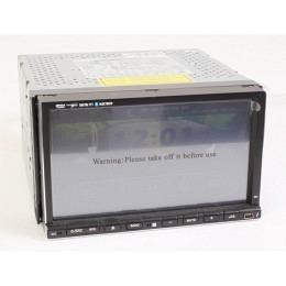 2-DIN Autoradio mit GPS/DVD/CD/USB/SD/Bluetooth (B-Ware Nr.323)