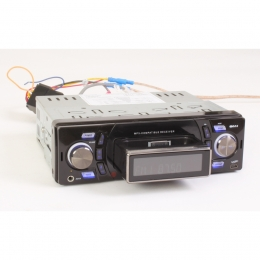 1-DIN Autoradio speziell für iPhone mit SD und USB (B-Ware Nr.330)