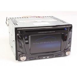 2-DIN Autoradio mit CD/USB/SD/Bluetooth/Aux und Kamera-Eingang (B-Ware Nr.333)