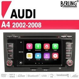 Autoradio für AUDI A4 (2002 - 2008), TS-1404F-2, B-Ware (Nr. 432)