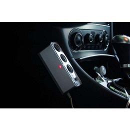 "Kfz 3-fach Steckdose, McPower, mit USB-Buchse ""AS-3 USB"""