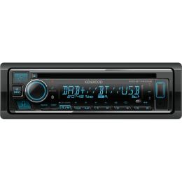 Kenwood KDC-BT740DAB CD-Tuner/Bluetooth/iPod/Front/Alexa/USB/DAB+