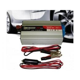 "Spannungswandler 12V/220V 300/600Watt mit USB, ""HI-300"""