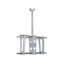 """Doppel LCD-Deckenhalterung, bis 63"""", bis 150kg, dreh- + schwenkbar, PLB-CE6D"""