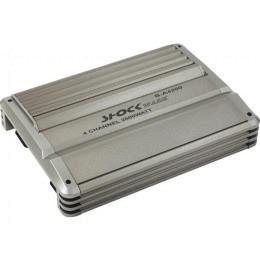 4-Kanal Verstärker 4x650Watt, Shockware