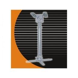 """Deckenhalterung Beamer/Projektor, universell, für Dachschrägen, 57-82cm """"PRB-10"""""""