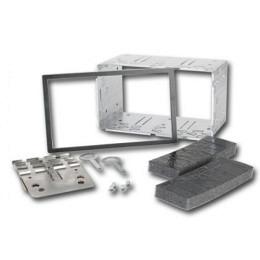 Universal Einbaukit für alle 2-DIN Geräte 182 X 103 mm