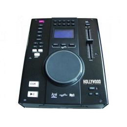 """DJ-CD-Player, Hollywood, USB, schwarz """"DJ-X1"""""""