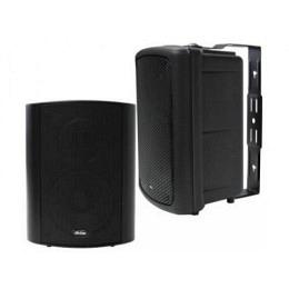 """Aussen-Lautsprecher-Box, 2-Wege, 8""""/20cm Bass, 80W, """"ALB-80s"""" (Stückpreis)"""