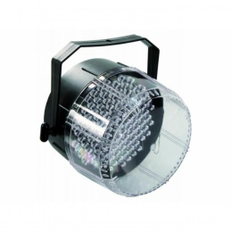 "LED-Lichteffekt, Hollywood, 112x 10mm LEDs, Musikgesteuert ""Strobe-112"""