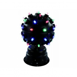 "LED-Lichteffekt, Hollywood, 84 LEDs, 20W, Ø 30cm ""Big-Fantastic-Ball"""
