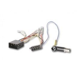 Phantomeinspeisung Inkl. Stromklemme 15/30 steckbar Audi,VW,SEAT,SKODA auf ISO