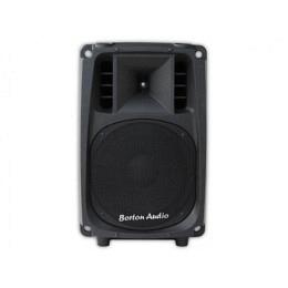 "Aktive PA-Box Borton Audio, 2-Weg 12"", 800Watt, IPod/IPhone-Dock, SD+USB"