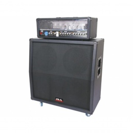"Profi Gitarren-Verstärker, Borton Audio, 4x 12"", 800Watt ""RMX40124"""