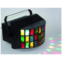 "Disco-Effektstrahler, Hollywood, 300W, 6 Farben ""LTD-016"""