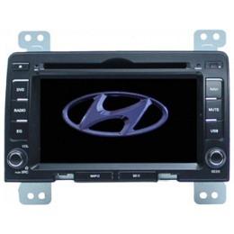 B-WARE,Autoradio, GPS/Navigation, DVD, speziell für Hyundai i30 B-Ware (Nr. 095)