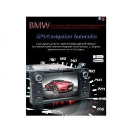 B-WARE, 2-DIN Autoradio, GPS/Navigation, DVD, für BMW E46 M3/X3/Z3/Z4 (B-238)