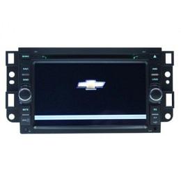 B-WARE, 2-DIN Autoradio, GPS/Navigation, für Chevrolet Captiva/Aveo usw (B-245)