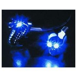 LED-Screwlight mit Totenkopf