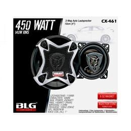 3-Wege Lautsprecher, 10cm, 450Watt, BLG CX-461