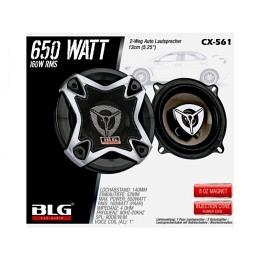 2-Wege Lautsprecher, 13cm, 650Watt,  BLG CX-561