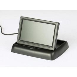 "LCD-Monitor, 4,3"", Klappmodel, Berling ET-438"