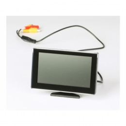 "LCD-Monitor, 4,3"", Standmodell, Berling ET-433"