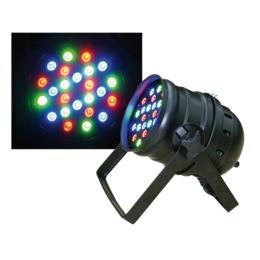 """LED-Strahler, PAR-56, 24x 1W LEDs, DMX-Steuerung, HOLLYWOOD """"P56-PRO"""""""