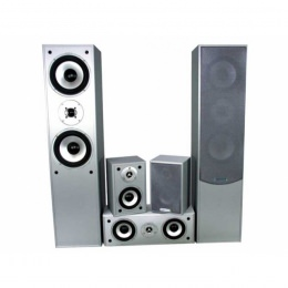 "5.1 Home Theatre System, Hyundai, silber ""E1004SI"""