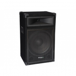 "BASS Reflex Discobox, Ibiza, 2-Wege, 15""/38cm, 400W, ""STAR15B"""