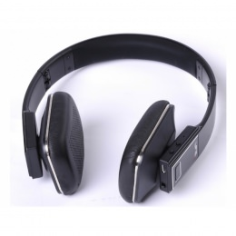 "Kopfhörer, Ibiza, faltbar, Bluetooth, schwarz ""HDJ150BT"""