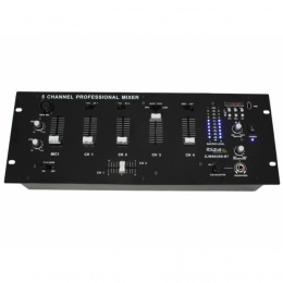 "Mischpult, Ibiza, 19"", mit USB/SD + Bluetooth ""DJM90USB-BT"""