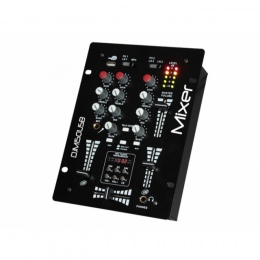"Mischpult, Ibiza, 5-Kanal, Bluetooth, USB-MP3 + Digitaldisplay ""DJM150USB"""