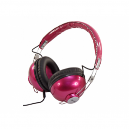 "Kopfhörer ""Hipster 102"", pink"