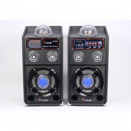 Aktiv-Beschallungssystem, 800 Watt mit USB/SD-Player, FM-Tuner, TJ-One AS-1051