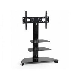 TV-Möbel, mit VESA Halterung, aus Glas und Metall, Berling T1007