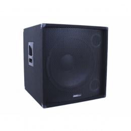 "18"" Passiver-Subwoofer 1200Watt, Shockware MD-18PW"