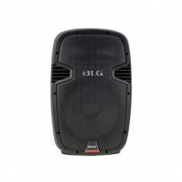 "Aktive PA-Box, 12"" mit integriertem Akku, 600Watt, SD/USB, BLG RXA12P800"