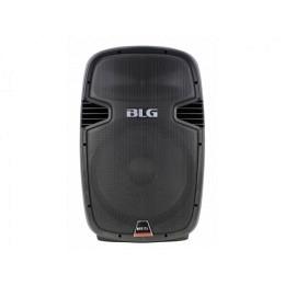 "Aktive PA-Box, 15"" mit integriertem Akku, 700Watt, SD/USB, BLG RXA15P800"