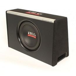 """BLG Aktivsubwoofer 10"""", 1000Watt, inkl. Kabelset + Remote Controll RXA10B83"""