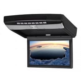 10,1 Deckenmonitor mit DVD-Laufwerk USB/SD, Lautsprecher, inkl. Games  DV1107FL