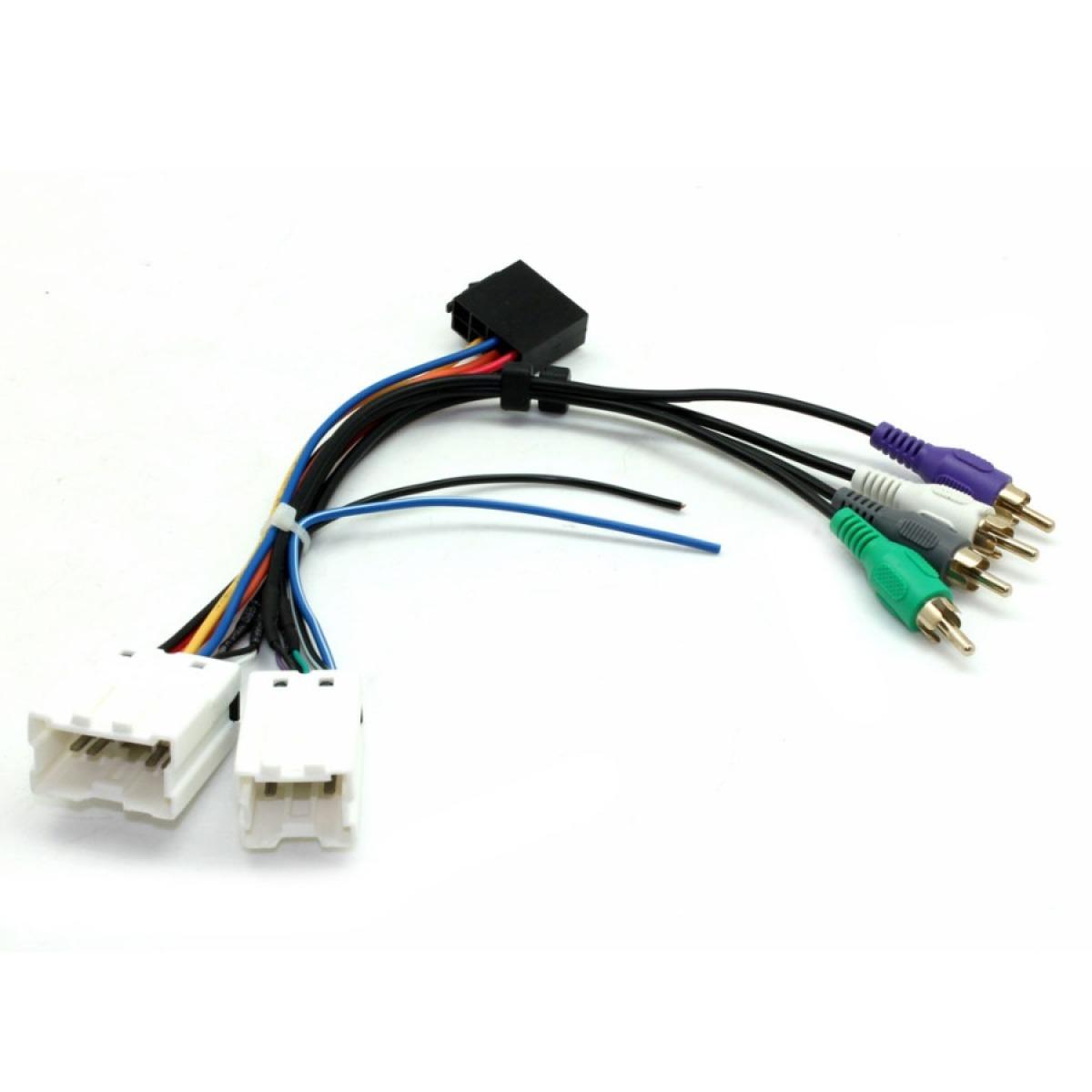 Aktivsoundsystemadapter BOSE Nissan 350Z, Skyline, Murano, Maxima ...