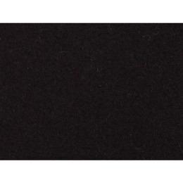 Moquette schwarz selbstklebend Rollenbreite 1,5m x 1m, meterware