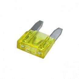 Autosicherung Stecksicherung Kfz Sicherung  OF1 Mini 20A Gelb