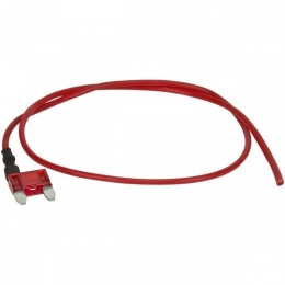 MINI Stecksicherung mit Kabel 10 A