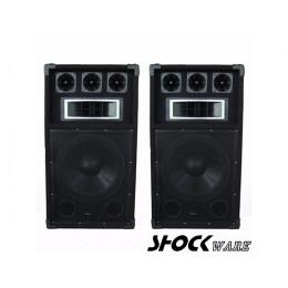 "Musiker-Box, Shockware, 600W RMS, ""PA-1217"", Paarpreis!!"