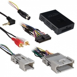 Lenkrad CAN-Bus Interface zu  GMC, Chevrolet, Cadillac,Buick,Hummer, usw.